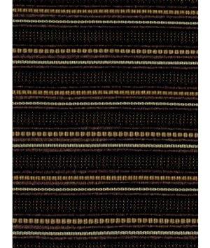 Robert Allen @ Home Ripple Stripe Coal Fabric