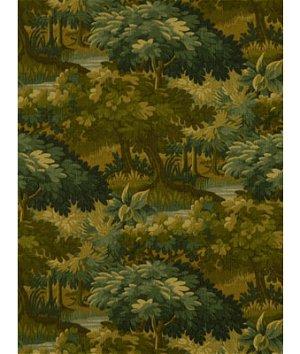 Robert Allen @ Home Scenic Flora Tapestry Fabric
