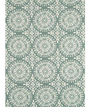 Robert Allen @ Home Suzani Strie Rain Fabric