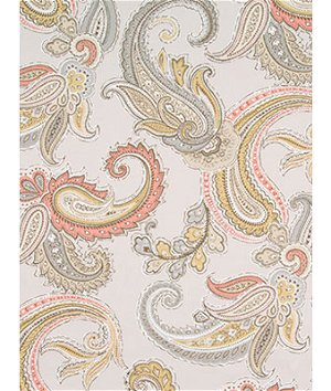 Robert Allen @ Home Global Paisley Blush Fabric