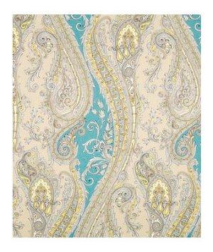 Robert Allen Fun Paisley Sunray Fabric