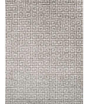 Robert Allen @ Home Plush Keys Backed Greystone Fabric