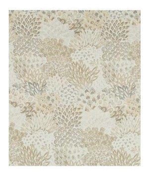 Robert Allen Feather Fans Sandstone Fabric