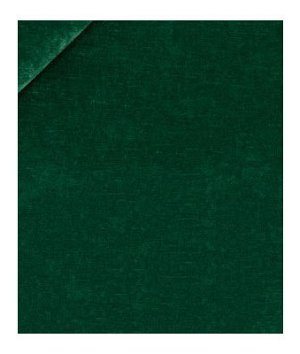 Robert Allen Lustre Velvet Billiard Green Fabric