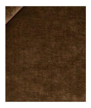 Robert Allen Lustre Velvet Chocolate Fabric
