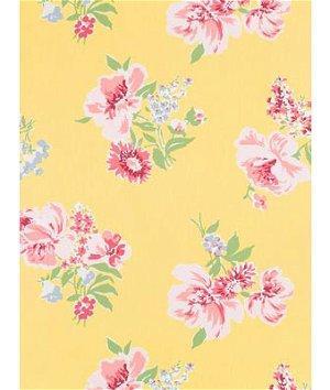 Robert Allen @ Home Isleboro Eve Daffodil Fabric