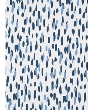 Robert Allen @ Home Mill Reef Indigo Fabric