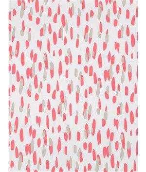 Robert Allen @ Home Mill Reef Rhubarb Fabric