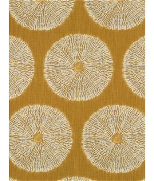 Robert Allen @ Home Shibori Sol Amber Fabric