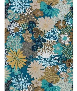 Robert Allen @ Home Zomper Aegean Fabric