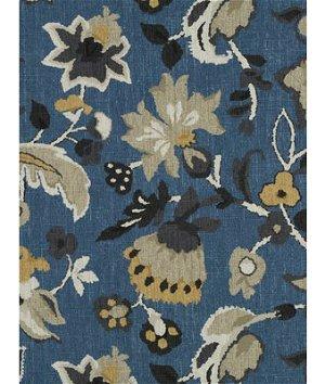 Robert Allen @ Home Mabenga Twilight Fabric