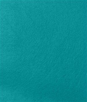 Aqua Felt Fabric