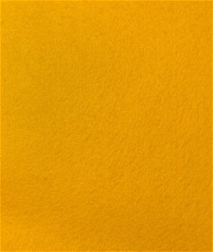 Gold Felt Fabric