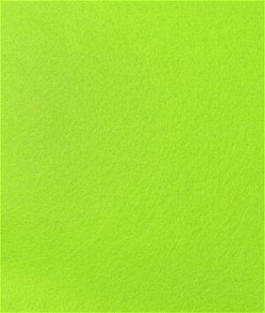 neon green felt fabric onlinefabricstore net