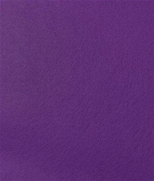 Light Purple Felt Fabric
