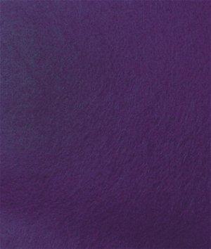 Purple Felt Fabric