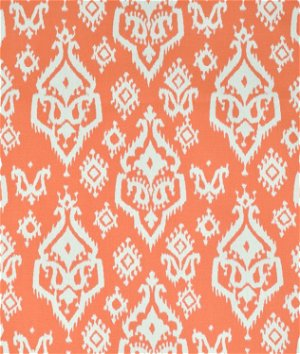 Premier Prints Raji Apache Orange Macon Fabric