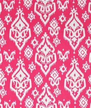 Premier Prints Raji Candy Pink Fabric