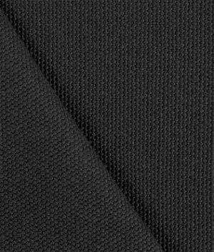 #10 Black Cotton Duck Fabric