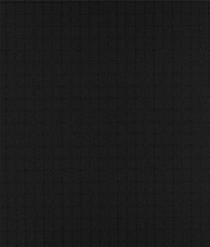 Black 70 Denier FR/UV Nylon Ripstop Fabric