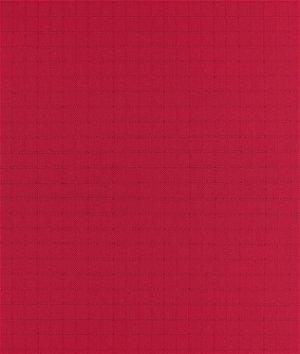 Red 70 Denier Nylon Ripstop Fabric