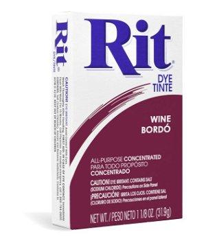 Rit Dye - Wine # 10 Powder