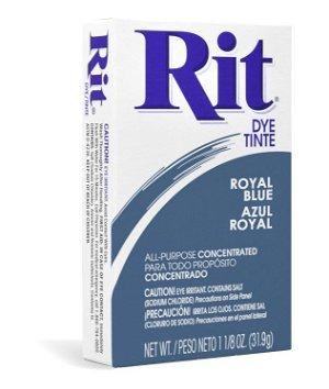 Rit Dye - Royal Blue # 29 Powder