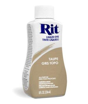Rit Dye Taupe 34 Liquid Onlinefabricstore