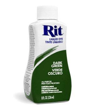 Rit Dye - Dark Green # 35 Liquid
