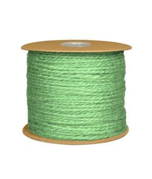 1.5mm Mint Green Jute Twine - 100 Yards
