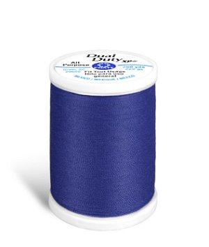 Coats & Clark Dual Duty XP Thread - Crayon Blue, 250 Yards
