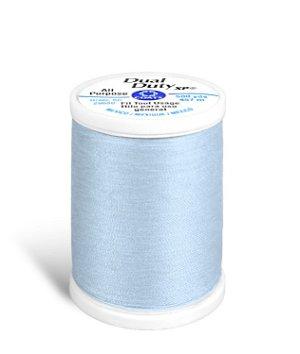 Coats & Clark Dual Duty XP Thread - Icy Blue, 250 Yards