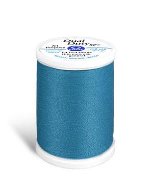 Coats & Clark Dual Duty XP Thread - Rocket Blue, 250 Yards