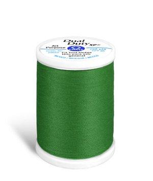 Coats & Clark Dual Duty XP Thread - Emerald, 250 Yards
