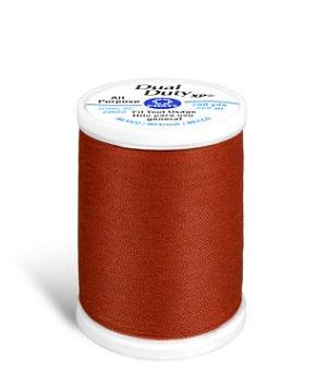 Coats & Clark Dual Duty XP Thread - Paprika, 250 Yards