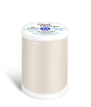 Coats & Clark Dual Duty XP Thread - Natural, 250 Yards