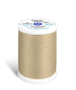 Coats & Clark Dual Duty XP Thread - Beige, 250 Yards
