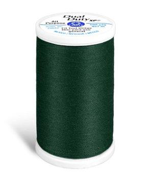Coats & Clark Dual Duty XP Thread - Forest Green, 500 Yards