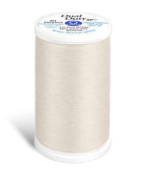 Coats & Clark Dual Duty XP Thread - Natural, 500 Yards