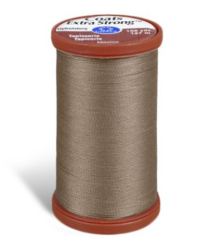 Coats & Clark Extra Strong Upholstery Thread - Driftwood