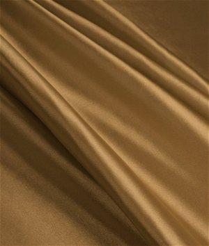 Cappuccino Stretch Charmeuse Fabric