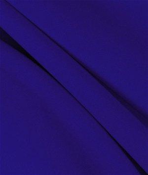 Royal Blue Scuba Double Knit Fabric