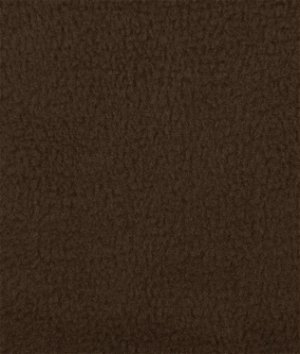 Brown Fleece Fabric