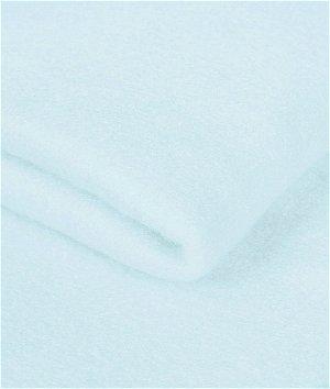 Light Blue Fleece Fabric