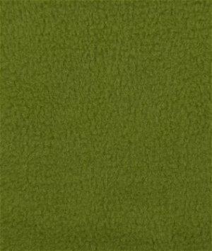 Olive Green Fleece Fabric
