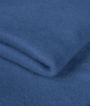 Royal Blue Fleece Fabric