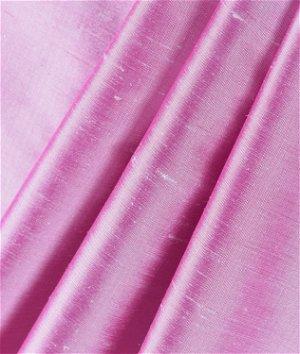 Premium Lilac Silk Shantung Fabric