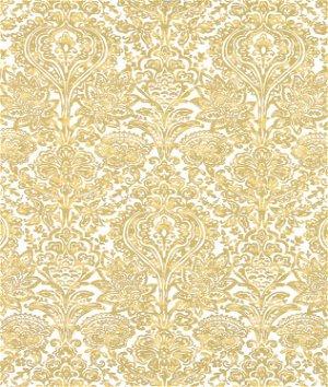 Premier Prints Shiloh Saffron Yellow Macon Fabric