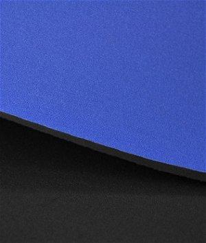 6mm Royal Blue Nylon Double Lined Neoprene Sheet - SBR