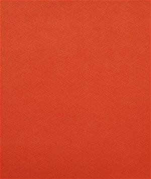 Burnt Orange Sensuede Fabric